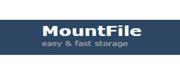 Mountfile Premium Account 365 Days