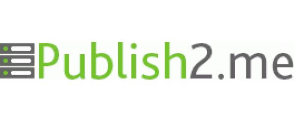 Publish2.me Premium Key 30 days