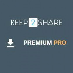 Keep2share Premium Account Pro