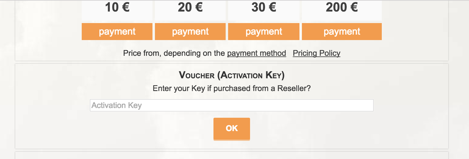 how to activate 1ficher